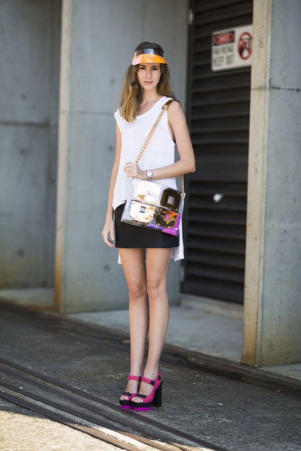leather mini skirt 7 summery and fabulous style