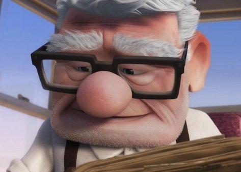 nose,person,cartoon,glasses,head,