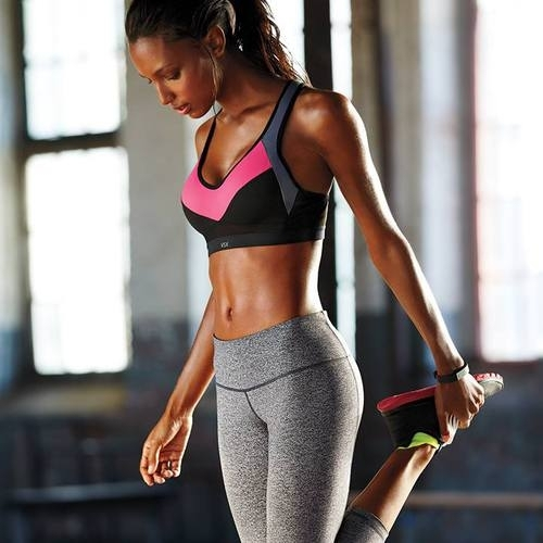 clothing, human action, physical fitness, weight training, supermodel,