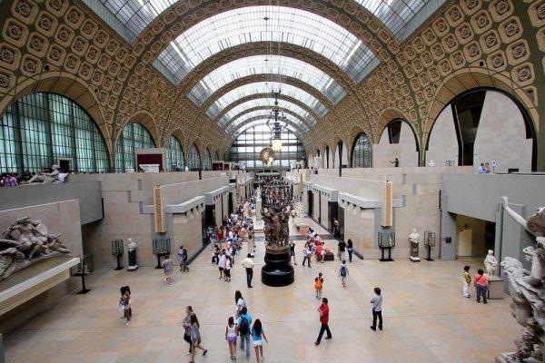 Musée d'Orsay, arcade, tourism, building, retail store,