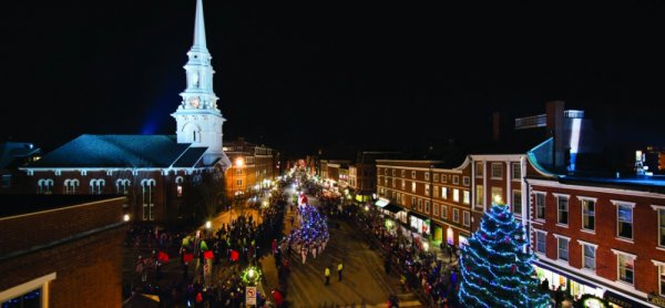 New hampshire portsmouth the best christmas lights in for New hampshire motor speedway christmas lights