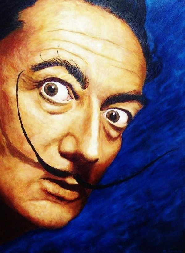 a description of salvador dali born salvador felipe jacinto dali Description: salvador domènec felipe jacinto dalí i domènech, marquis de púbol (may 11, 1904 – january 23, 1989), known as salvador dalí , was a prominent spanish surrealist painter born in figueres, catalonia, spain.