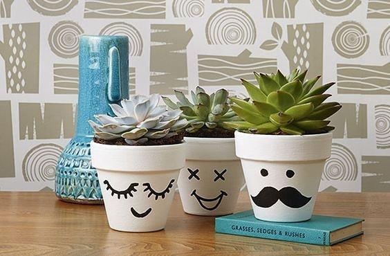 flowerpot, plant, ceramic, vase, product design,