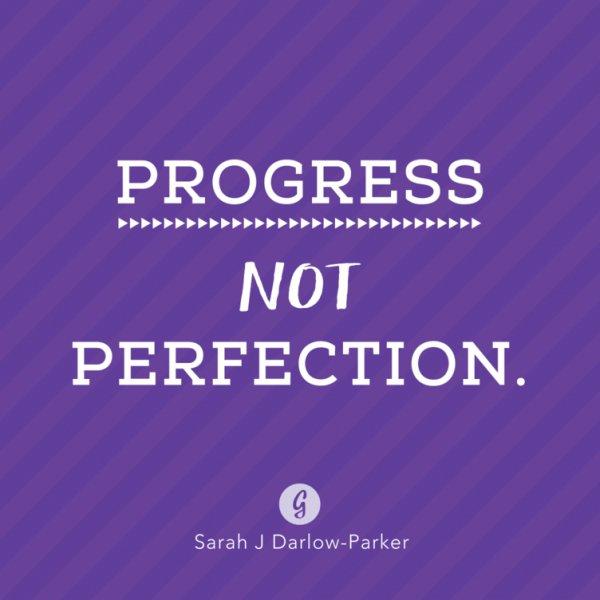 Keep Making Progress