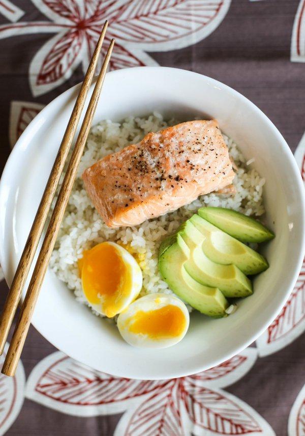 dish, food, meal, produce, fish,