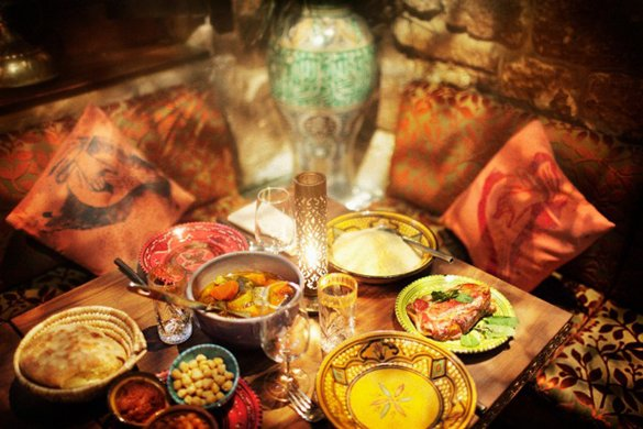 404 Moroccan Restaurant