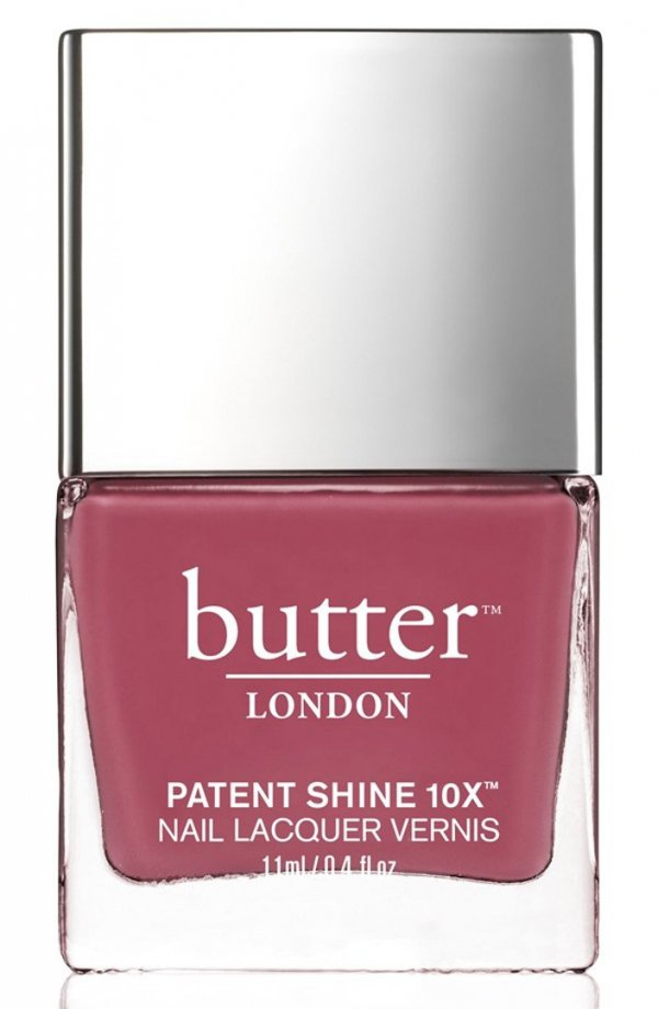 Butter London,nail polish,nail care,pink,beauty,