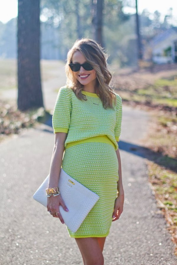 Colorful Two-Piece