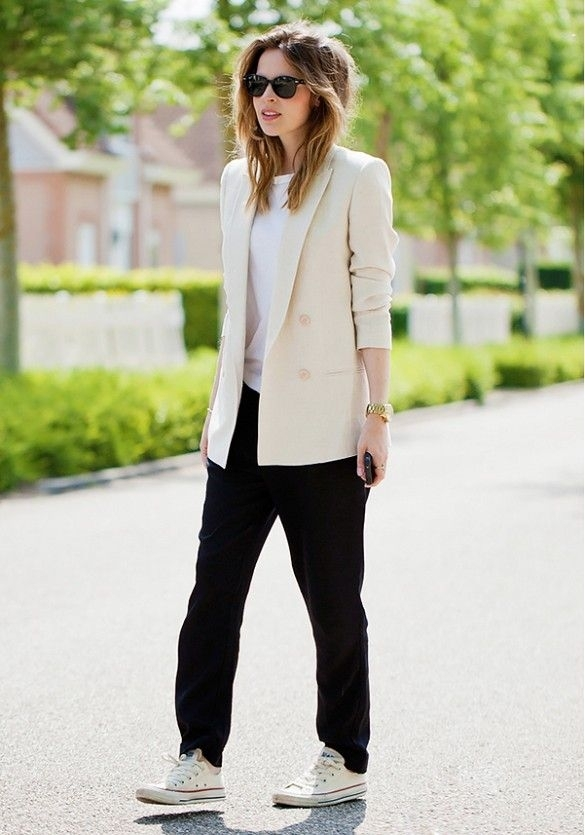 2. Business - 9 Street Style Ways to Look Tomboy Chic ... u2192 ud83cudf92u2026