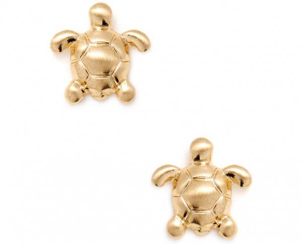 Tiny Gold Turtles