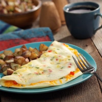 Western Egg White Omelet