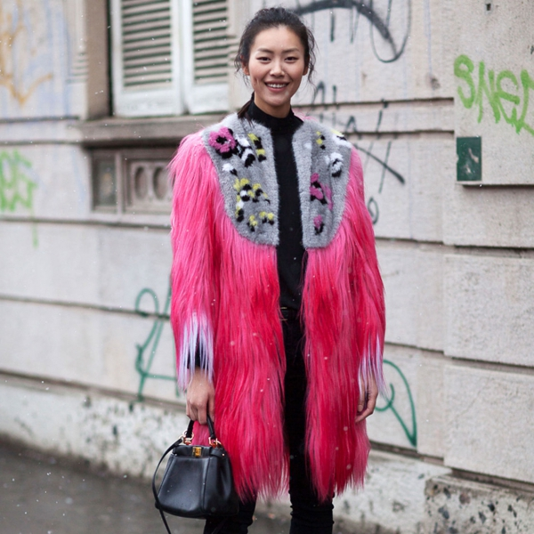 clothing, magenta, pattern, costume, outerwear,