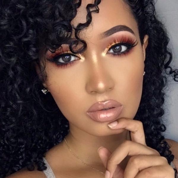 eyebrow, beauty, chin, forehead, black hair,