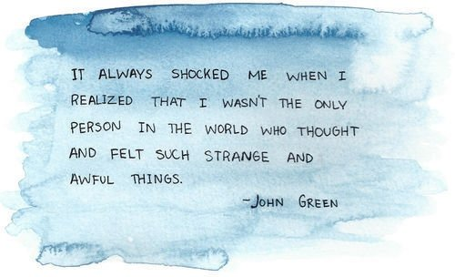 "7 Brilliant Quotes From ""Looking For Alaska"""