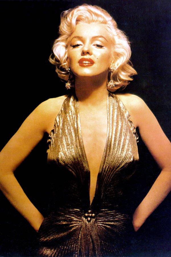 Marilyn Monroe Birthday Photo