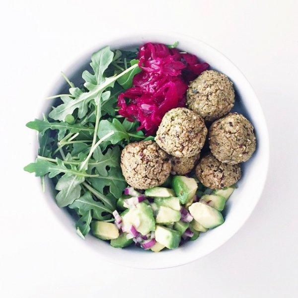 food, dish, produce, vegetable, herb,