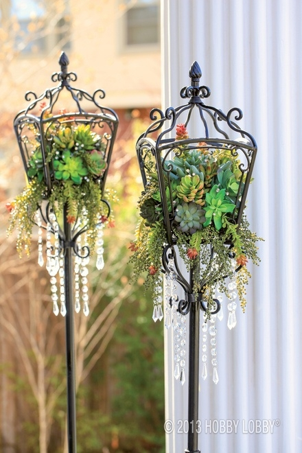 30 Succulent Filled Lanterns Gorgeous Grow These Stunning