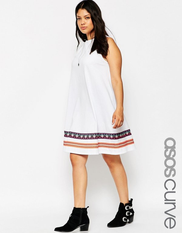 ASOS,white,clothing,sleeve,dress,