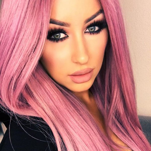 hair, color, pink, blond, purple,