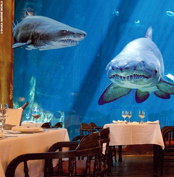 Ushaka Marine World Durban South Africa