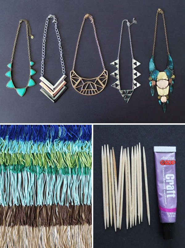 21 Dazzling DIY Fringe Accessories to Try Your Hand at ... …