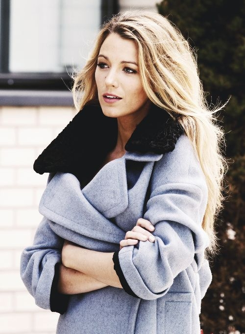 25 Oversized Pea Coat 27 Times Blake Lively Was Our