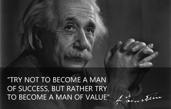 values 11 most inspiring quotes from albert einstein to