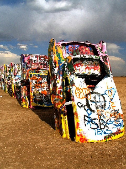 cadillac ranch amarillo texas when you see these kitsch. Cars Review. Best American Auto & Cars Review