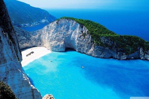 Smuggler's Cove, Zakynthos, Greece