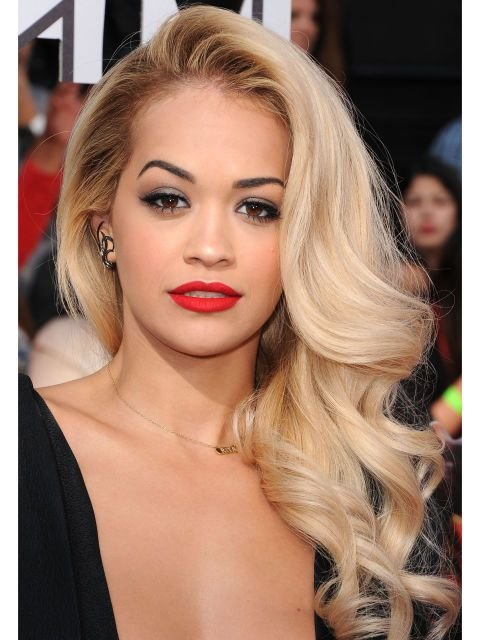 Afbeeldingsresultaat voor glam hair