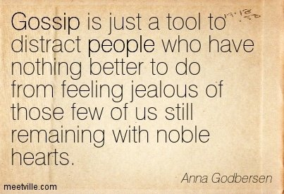 Quotes About Jealous People Simple They're Just Jealous  7 Quotes About Not Letting Other's Opinions…
