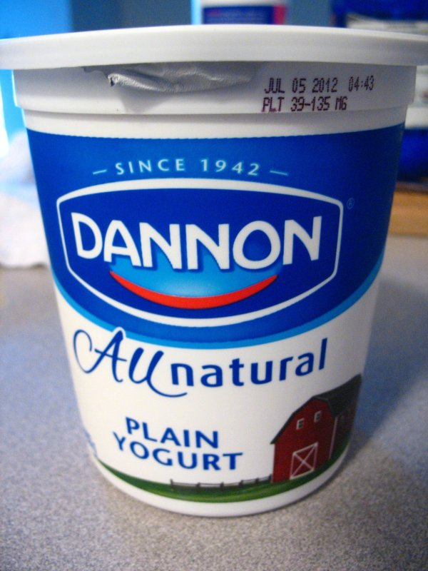 Dannon,food,dairy product,product,breakfast,