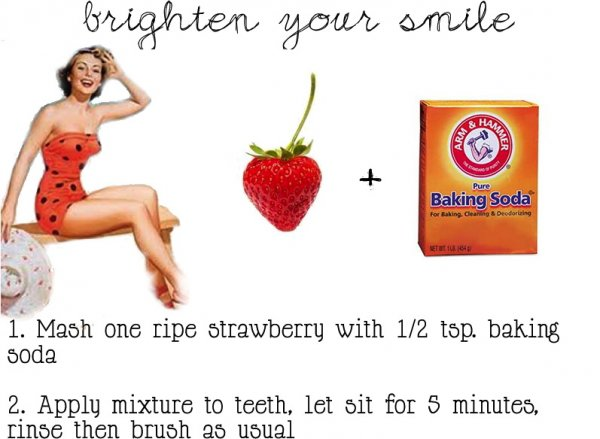 Brighten up Those Pearly Whites