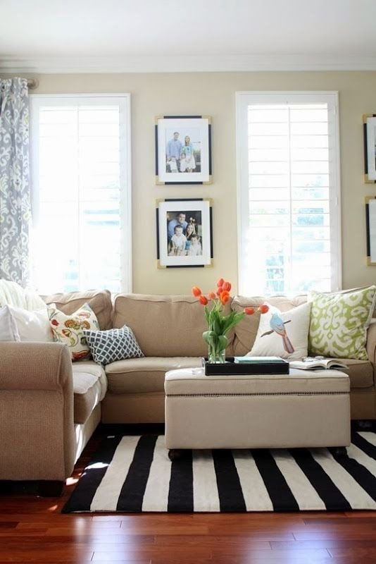 31 elegant living room rugs to bring personality to your rooms