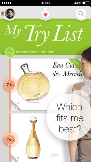 Perfumance – Find the Perfect Scent