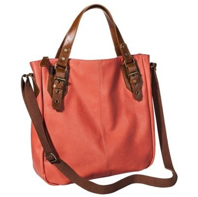 Mossimo Tote Bag with Crossbody Strap