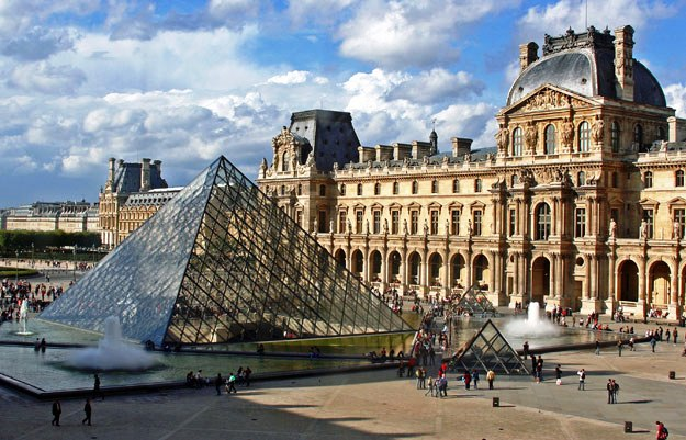 Visit the Louvre