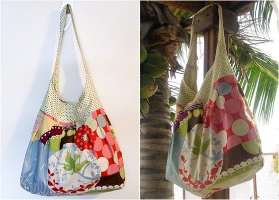 Pleated Beach Bag - 9 Beautiful Travel Bags to Make ... …
