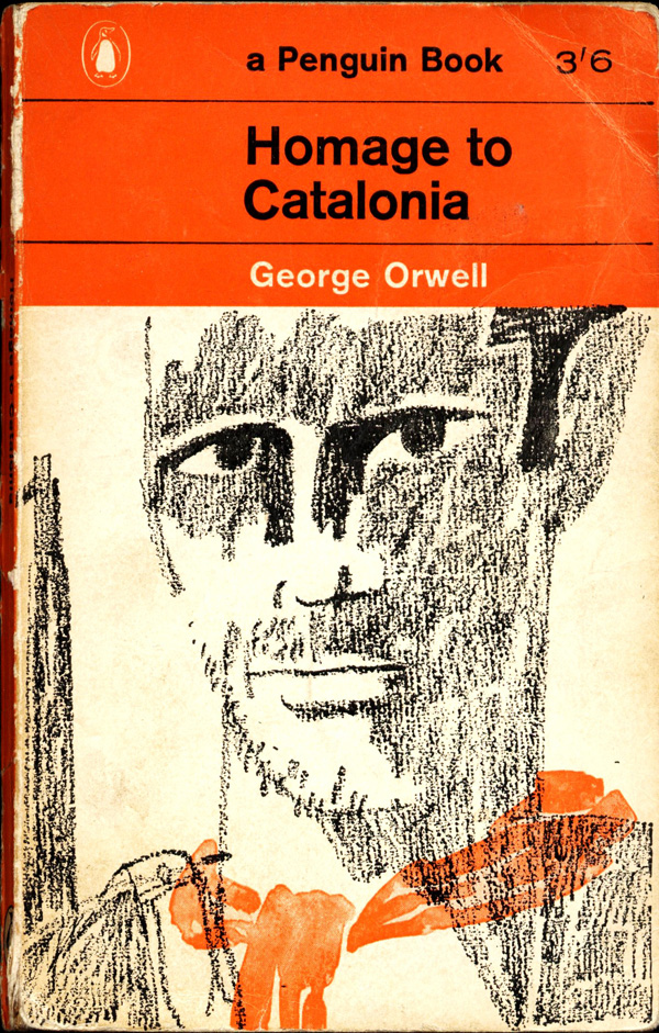 Homage to Catalonia: by George Orwell