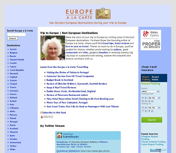 http://www.europealacarte.co.uk/