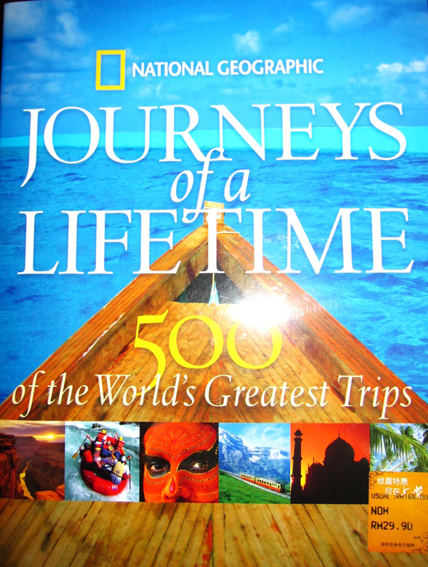 [Image: 5_journeys-of-a-lifetime-500-of-the-worl...raphic.jpg]