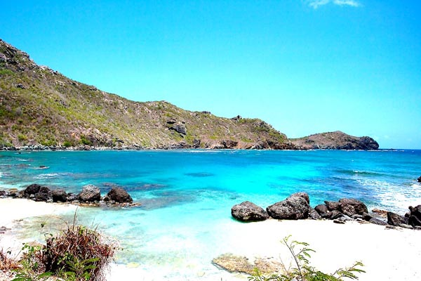 Best Island Beaches For Partying Mykonos St Barts: 9 Secret Caribbean Beaches ... …