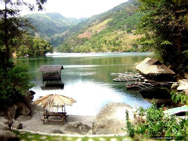Mabinay Spring, Negros Oriental, Philippines