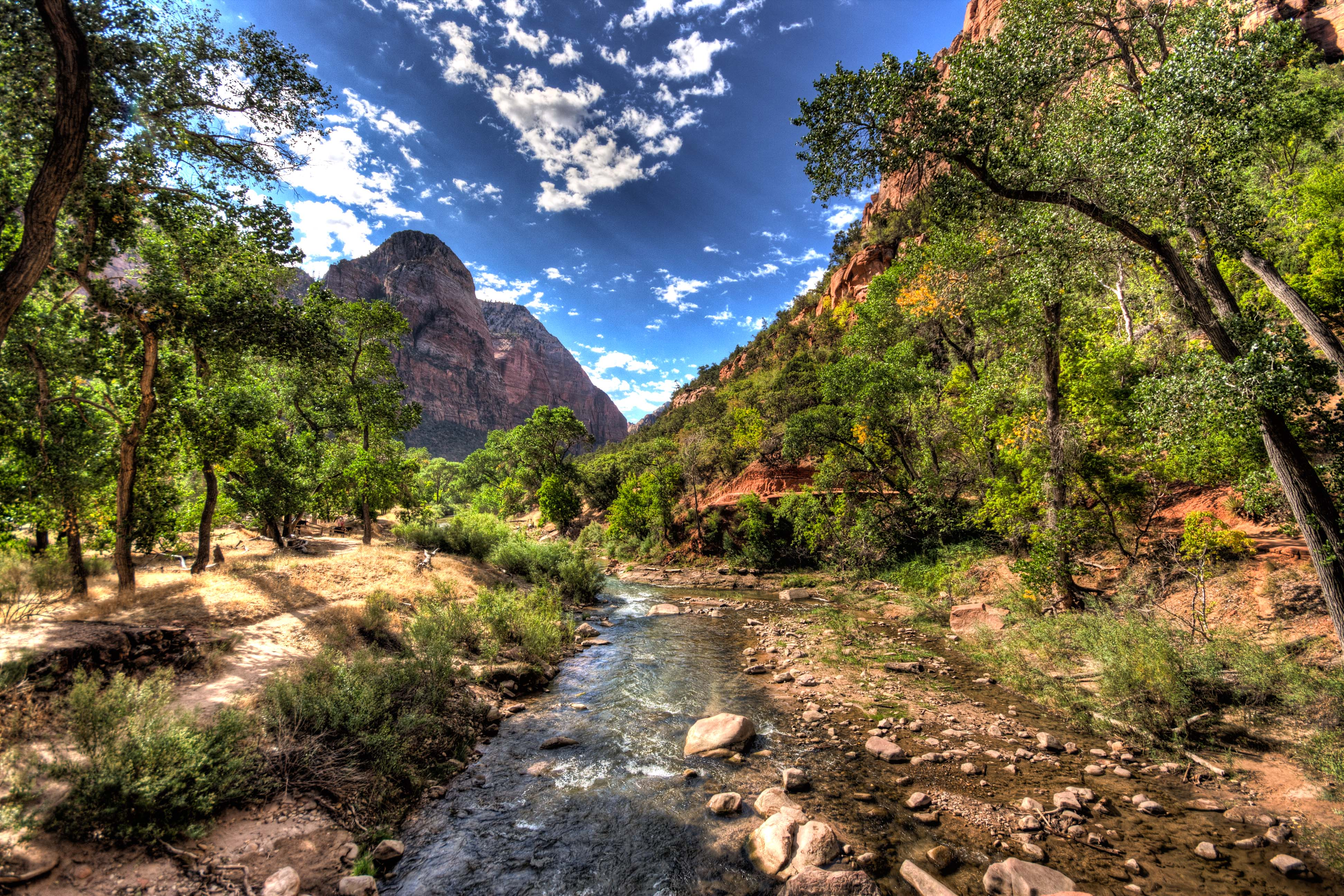 Zion National Park Of The Best US National Parks - National parks in usa