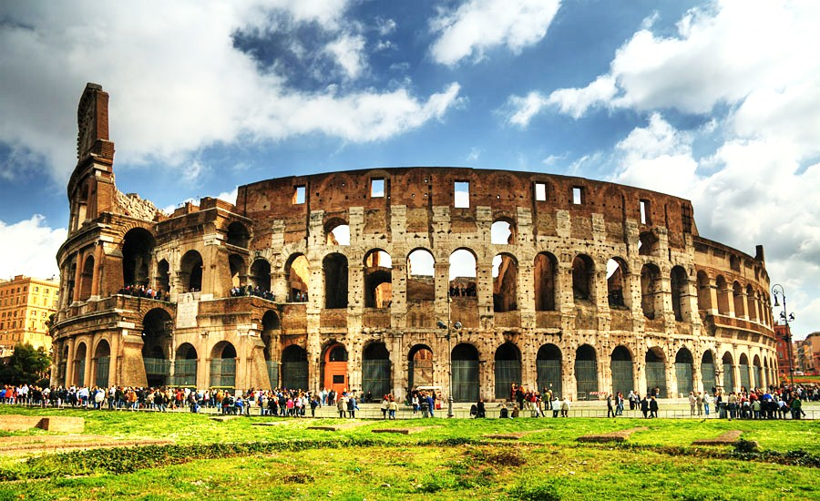 Rome - 8 Irresistible Cities of Italy ... →