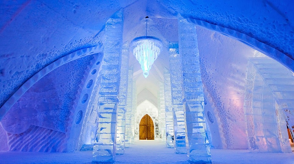 Hotel de glace canada 10 really quirky hotels around for 10 unique hotels around the world
