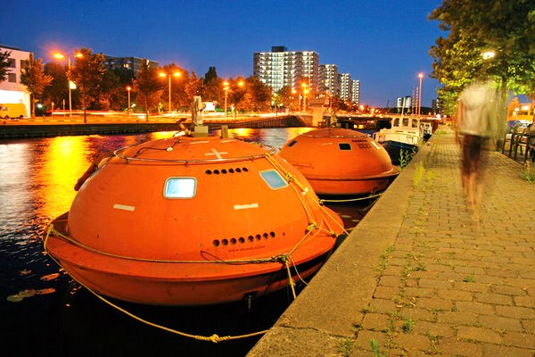 Survival Pod Hotel Amsterdam 10 Really Quirky Hotels