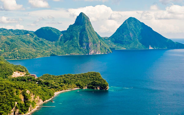 St. Lucia - 30 Captivating Caribbean Islands: How to ...