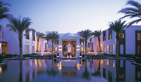 The chedi oman 7 amazing honeymoon hotels around the for Amazing hotels of the world