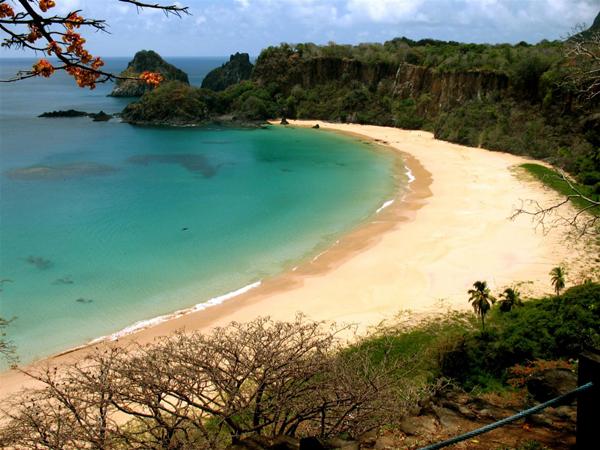 Praia Do Sancho Brazil